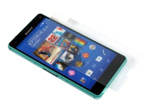 Película de Vidro Sony Z3 Compact Frontal Mocolo