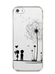 Capa Iphone 5/S Casal Apaixonado