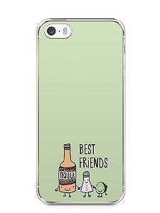 Capa Iphone 5/S Tequila, Sal e Limão