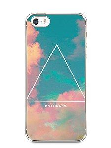 Capa Iphone 5/S Triângulo no Céu