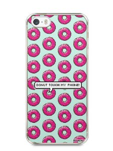 Capa Iphone 5/S Donut Touch My Phone