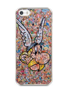 Capa Iphone 5/S Astérix Comic Books