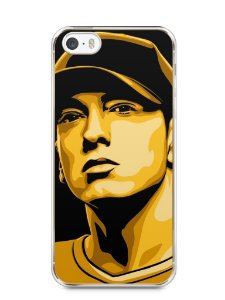 Capa Iphone 5/S Eminem #1