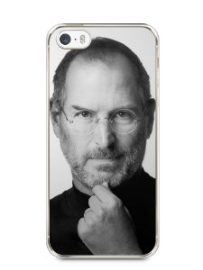 Capa Iphone 5/S Steve Jobs