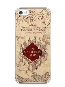 Capa Iphone 5/S Harry Potter #1