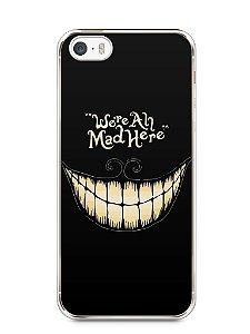 Capa Iphone 5/S Alice no País das Maravilhas