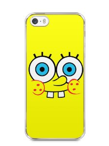 Capa Iphone 5/S Bob Esponja