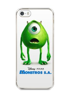 Capa Iphone 5/S  Mike Wazowski Monstros S.A.