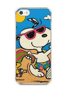 Capa Iphone 5/S Snoopy #1