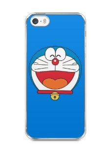 Capa Iphone 5/S Doraemon