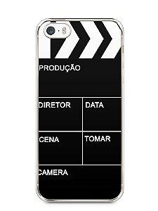 Capa Iphone 5/S Diretor de Cinema
