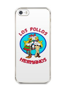 Capa Iphone 5/S Breaking Bad Los Pollos Hermanos #1