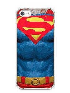 Capa Iphone 5/S Super Homem #2