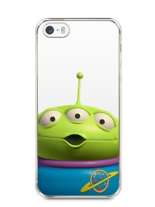 Capa Iphone 5/S Aliens Toy Story #1