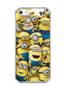 Capa Iphone 5/S Minions #1