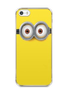 Capa Iphone 5/S Minions #4