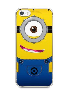 Capa Iphone 5/S Minions #5