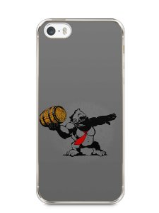 Capa Iphone 5/S Donkey Kong