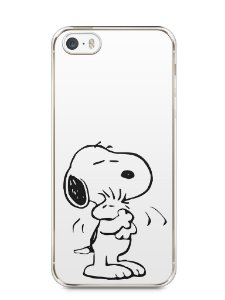 Capa Iphone 5/S Snoopy #2
