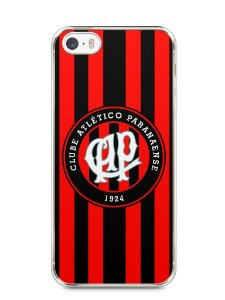 Capa Iphone 5/S Time Atlético Paranaense