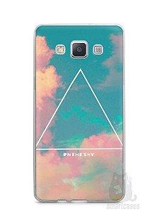 Capa Samsung A5 Triângulo no Céu