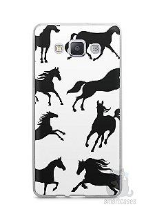 Capa Samsung A5 Cavalos #2