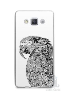 Capa Samsung A5 Arara Artística