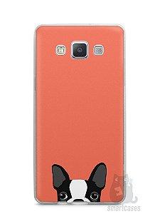 Capa Samsung A5 Cachorro Bulldog Francês #1