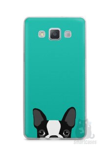Capa Samsung A5 Cachorro Bulldog Francês #3