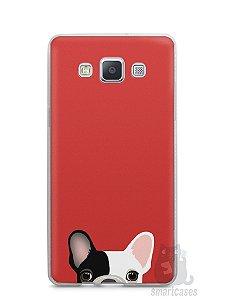 Capa Samsung A5 Cachorro Bulldog Francês #2