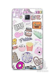 Capa Samsung A5 Coisas de Menina
