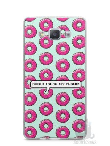 Capa Samsung A5 Donut Touch My Phone