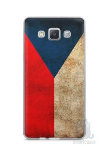 Capa Samsung A5 Bandeira da República Tcheca