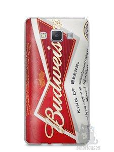 Capa Samsung A5 Cerveja Budweiser