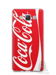 Capa Samsung A5 Coca-Cola