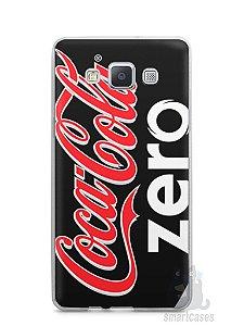 Capa Samsung A5 Coca-Cola Zero