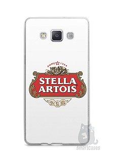 Capa Samsung A5 Cerveja Stella Artois