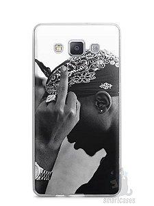 Capa Samsung A5 Tupac Shakur #2
