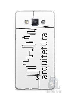 Capa Samsung A5 Arquitetura #1