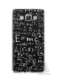 Capa Samsung A5 Teoria da Relatividade Einstein