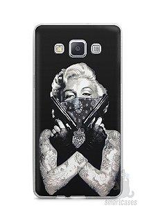 Capa Samsung A5 Marilyn Monroe #5