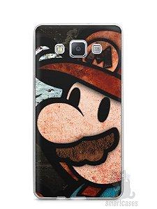 Capa Samsung A5 Super Mario #2