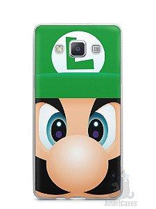 Capa Samsung A5 Luigi Irmão do Super Mario