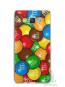 Capa Samsung A5 M&M's