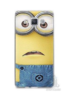 Capa Samsung A5 Minions #6