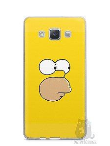 Capa Samsung A5 Homer Simpson Face