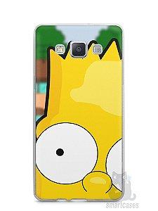Capa Samsung A5 Bart Simpson Face