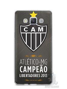 Capa Samsung A5 Time Atlético Mineiro Galo #3