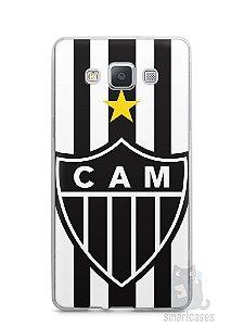 Capa Samsung A5 Time Atlético Mineiro Galo #1