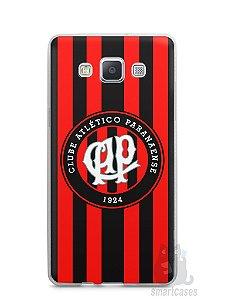 Capa Samsung A5 Time Atlético Paranaense